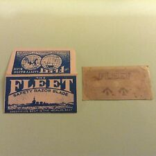 FLEET Razor Blade. Escape & Evasion Compass WW11