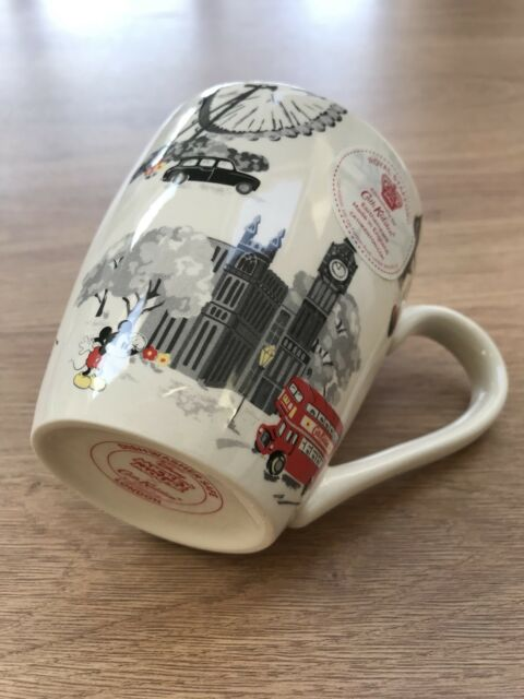 Sold London Edition Kidston Mouse Out Mickey In Disney Cath Limited Stone Mug X b7Yvgyf6