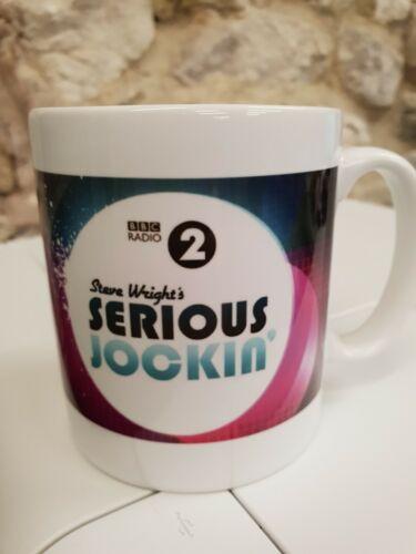 Mug In the afternoon big show Steve Wright Serious Jockin BBC Radio 2 Cup