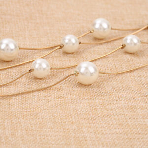 Fashion-Women-Multilayer-Long-Pearl-Necklace-Pendant-Sweater-Chain-Jewelry-Gift