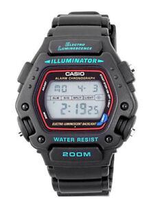 Casio-Men-039-s-Classic-Alarm-Chronograph-Shock-Resistant-Sport-Watch-DW290-1V