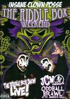 The Riddle Box Weekend by Insane Clown Posse (DVD, Apr-2013, Psychopathic Records)