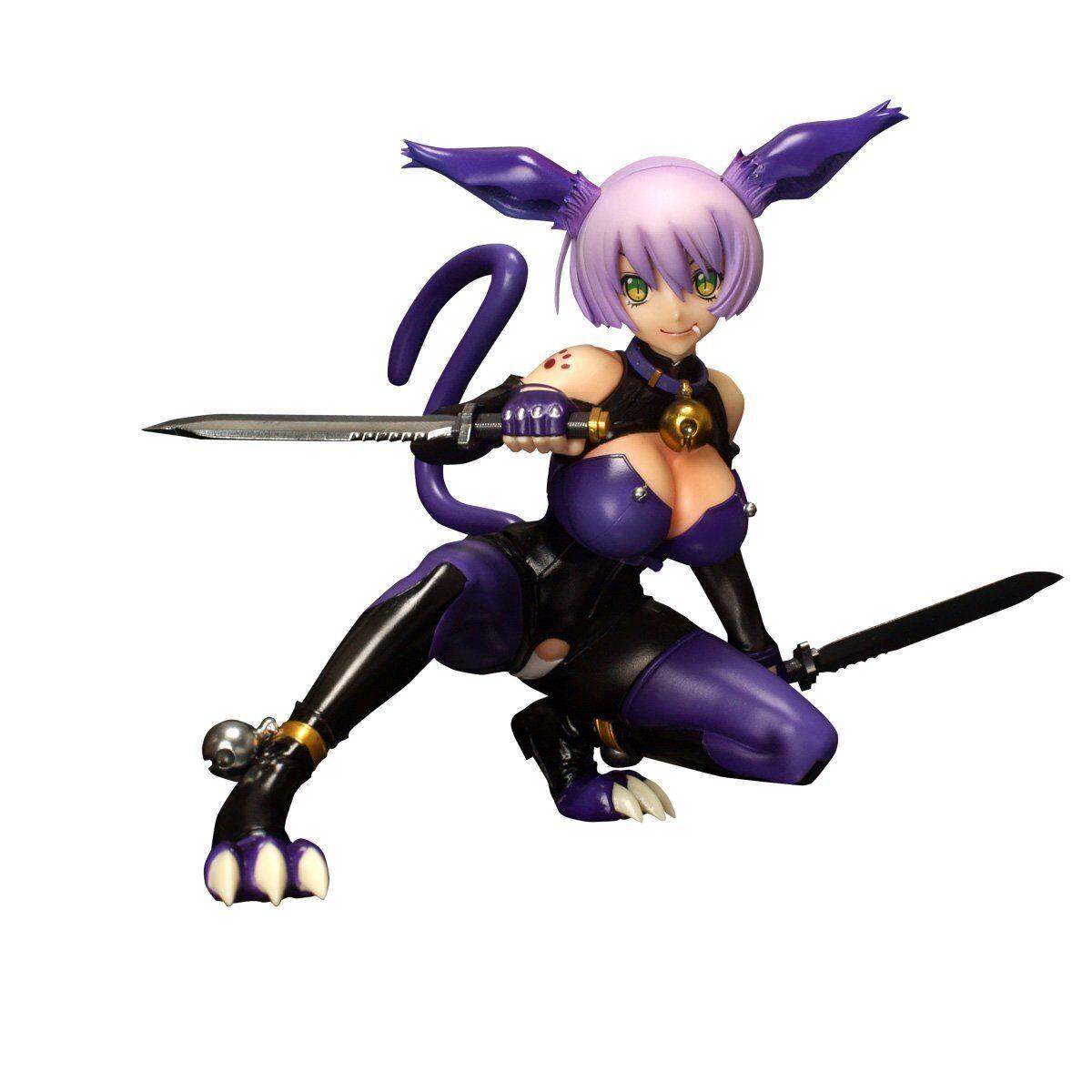 Cuento de hadas figura villanos volumen 2 Gato de Cheshire asesino púrpuraa Medianoche versión