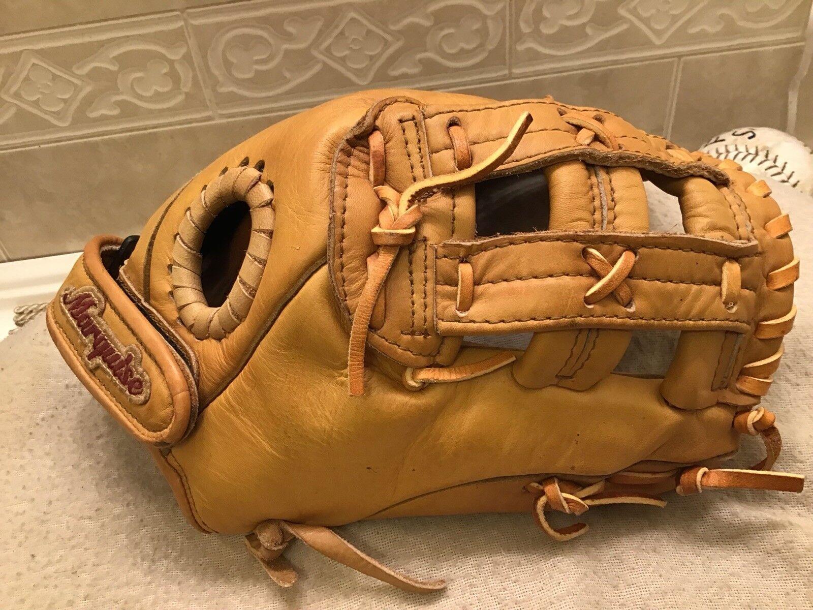 "Nokona Marquise Diamond 12.75"" Fast-Pitch Damenschuhe Fast-Pitch 12.75"" Softball Glove Right Hand Throw e9ac6b"