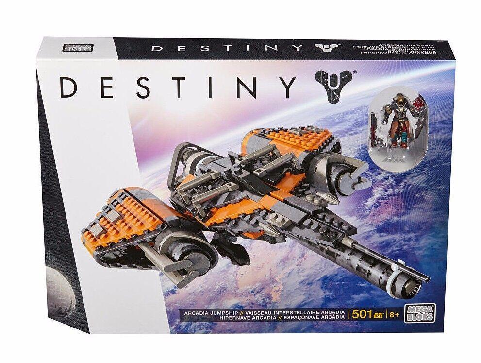 Mega Bloks Destiny Arcadia Jumpship Costruzioni Set DPJ12