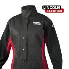 Genuine Lincoln Electric K3114 M Jessi Combs Womens Shadow Welding Jacket M