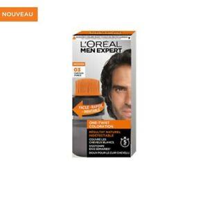 L'Oréal Men Expert One-Twist Coloration Cheveux Homme