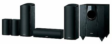 Onkyo SKS-HT594 5.1.2-Ch Home Theater Speakers