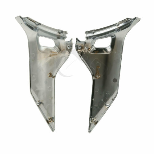 Chrome Side Cover Fairing Protectors For Honda Goldwing GL1800 12-15 13 14