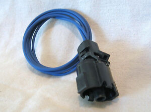 gm knock sensor connector pigtail 3 foot 1980-2006 ... chevy s10 knock sensor wiring gm knock sensor wiring