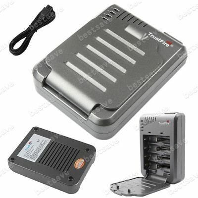 TrustFire TR-003 Battery Charger For 16340 17335 17670 18500 18650 18700 B0440