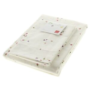 Completo Letto Matrimoniale Zucchi.Sheets Double Zucchi Full Bed Ginny Gingham Pure Cotton Ebay