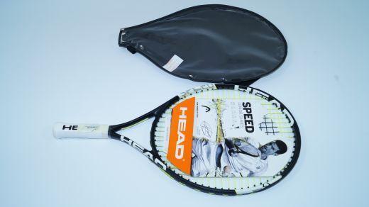NEUHead Speed 21 Tennisschläger L000 Junior racquet  Djokovic You tek strung