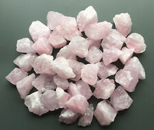 1 KG ROSENQUARZ+Rohsteine+Mineralien+Edelsteine+Dekosteine+Wassersteine (OV)