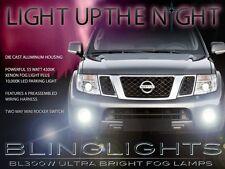 Fog Lamp Light Kit Steel or Plastic Bumper for 2010-2015 Nissan Frontier