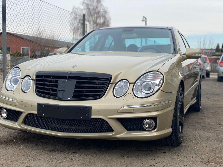 Mercedes E420 4,0 CDi Avantgarde aut. 4d - 109.999 kr.