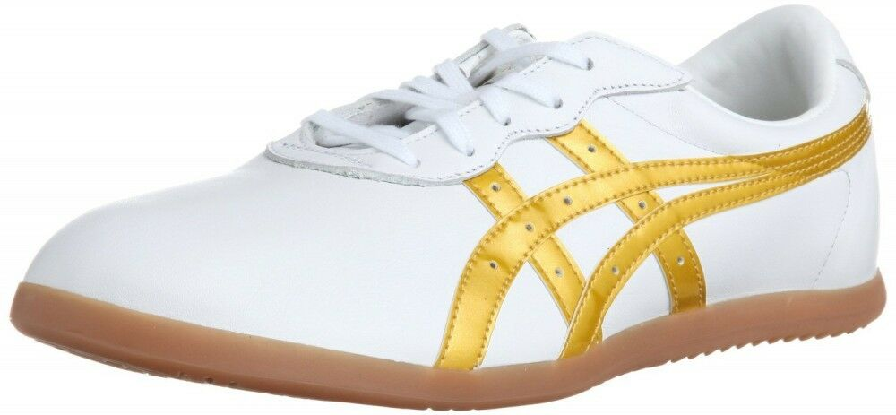 Asics Taikyokuken shoes Woo Shoo WU TOW013 White   gold