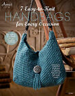 7 Easy-to-Knit Handbags: for Every Occasion by Jill Wright (Paperback, 2013)