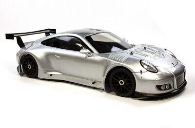 empattement 530 mm FG PORSCHE 911 gt3r 1:5 Carrosserie Body Shell laqué 5189