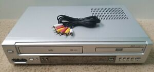 Go-Video-DV2150-4-Head-Hi-Fi-Stereo-VHS-VCR-DVD-Combo-Player-Recorder-Tested