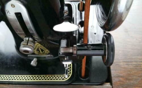Spulergummi para los anclajes de negros RZ máquina de coser goma para Spuler las bobinas de goma