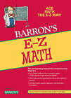 E-Z Math by Katie Prindle, Anthony Prindle (Paperback, 2009)
