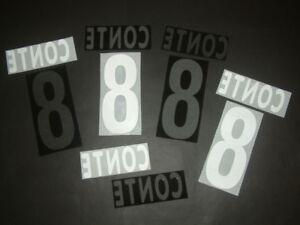 Intelligente Conte Nome/set Replica Juventus Home/away/3rd 2000-2003 Replica Name-sets Pl.sz. Belle En Couleur