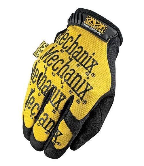Mechanix Wear Original TrekDry Gloves Yellow Size Men/'s Medium MD MG-01-009