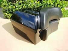 NEW IMPROVED MOTORCYCLE TRUNK TAIL BOX LUGGAGE BACKREST FOR HARLEY