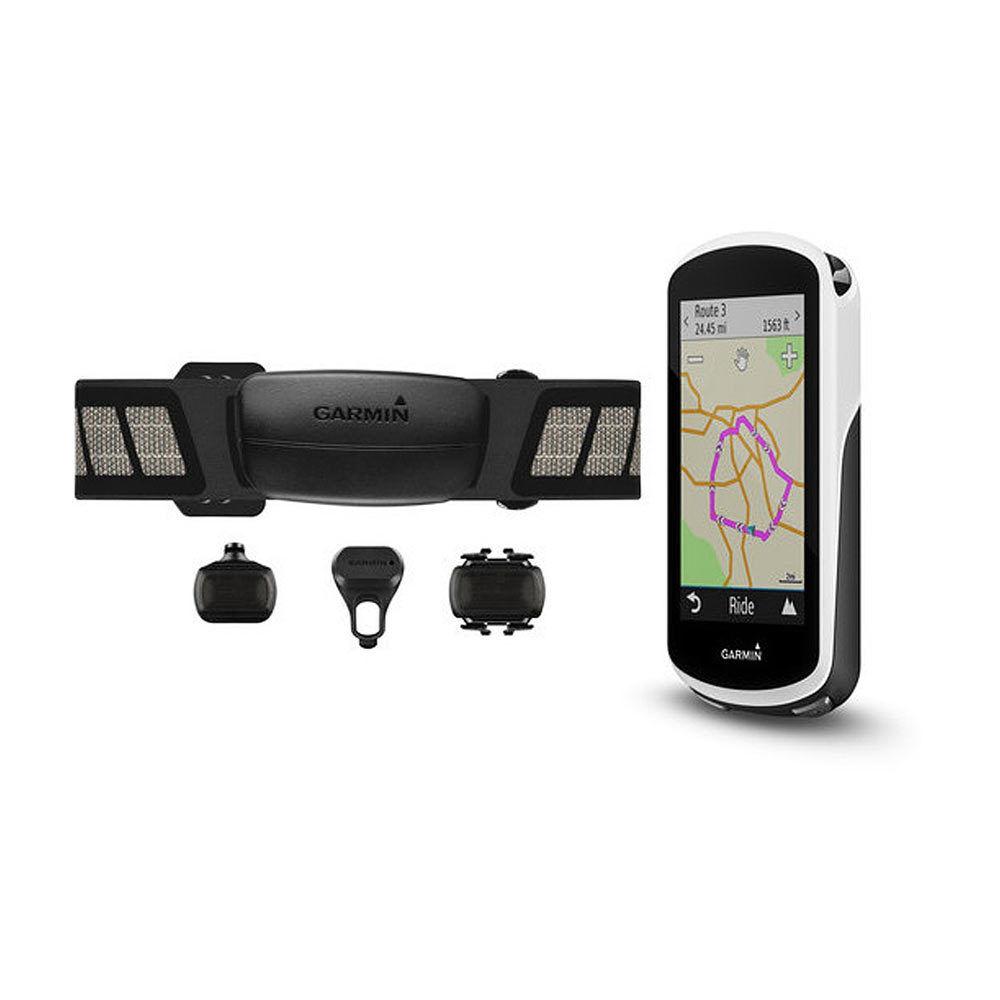Garmin Edge 1030 GPS Cycling Computer w  Cadence & Heart Rate
