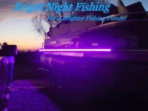 DEL Black Light Night Fishing bande DEL UV Ultraviolet bateau Bass Fishing 12 V-afficher le titre d`origine TwxRDERd-07165823-978157046