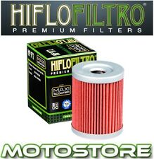 HIFLO OIL FILTER FITS SUZUKI AN400 BURGMAN 1996-2006 HF972