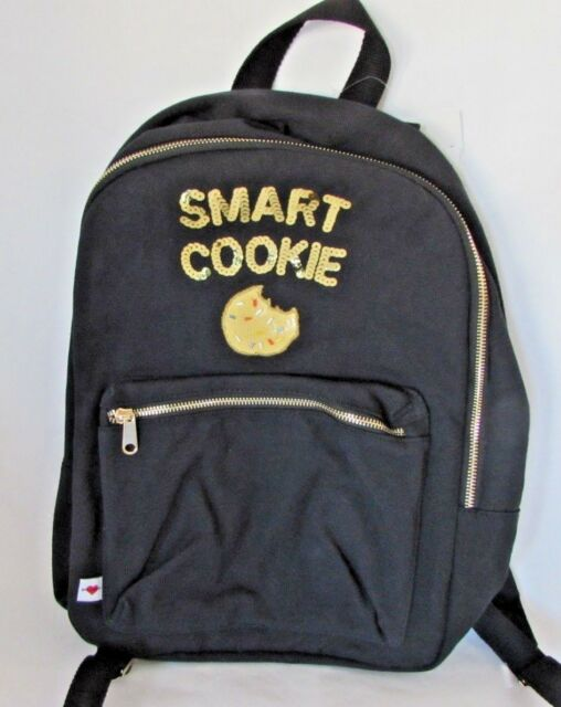Bow and Drape Smart Cookie Backpack