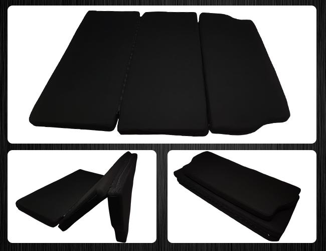 Matratze VW T5 & T6 Multiflexboard Klappmatratze Bett L 188 B 148 H 8cm
