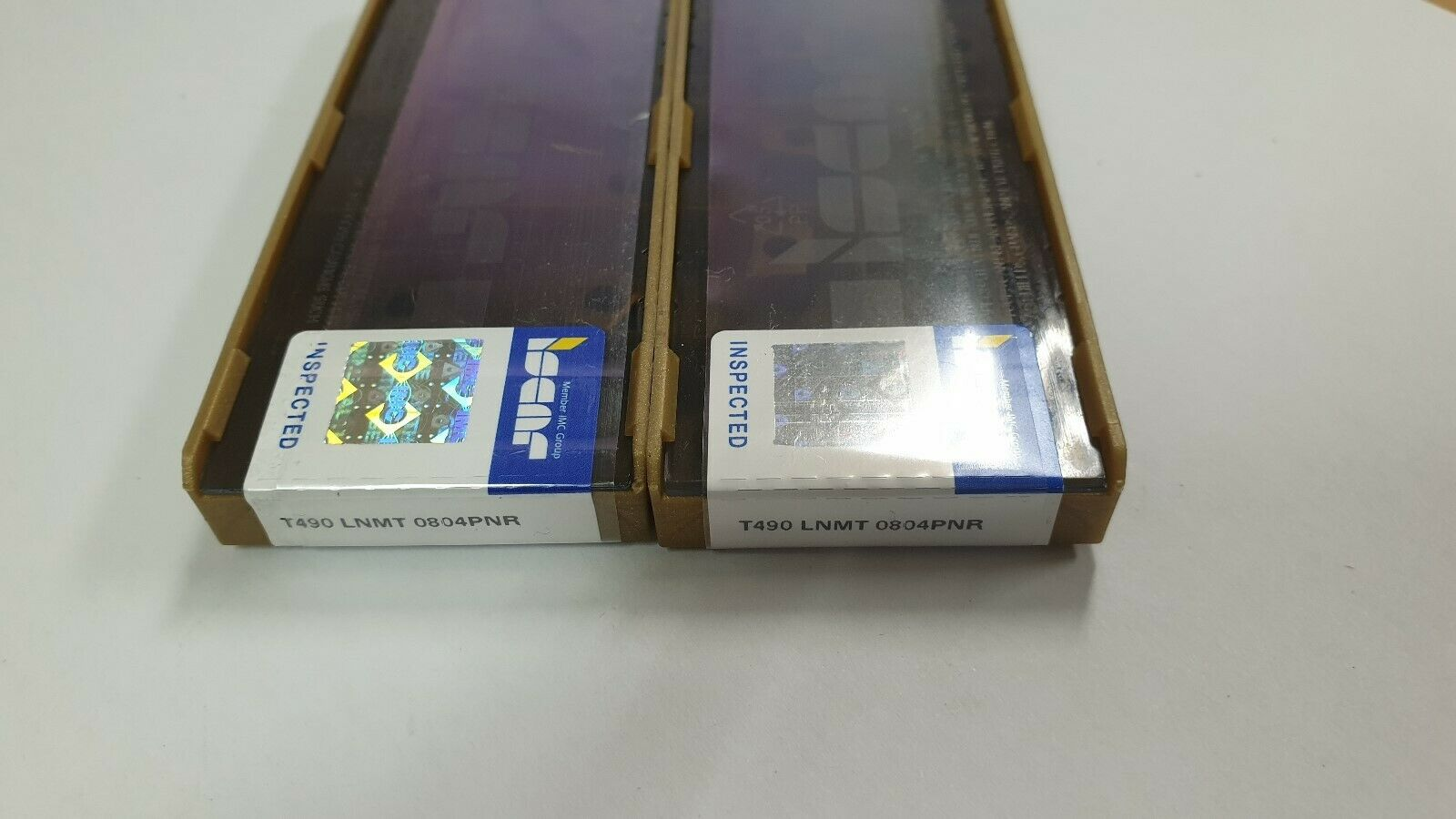 ISCAR     T490 LNMT 0804PNR        IC 830  LOT OF 20pcs