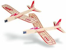 "Guillow's #32 Balsa Wood Glider Twin Pack - 2 Per Box - ""Free Shipping"""