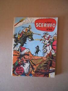 2019 DernièRe Conception Il Nuovo Sceriffo N°101 1959 [g760] Mediocre