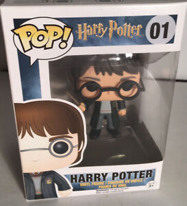 Harry Potter Funko POP Vinyl Figure #01 Harry Potter