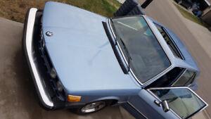 1977 BMW Série 5 530i