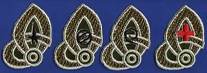 Classic-TOS-Star-Trek-USS-Constellation-Embroidered-Patch-Set-4