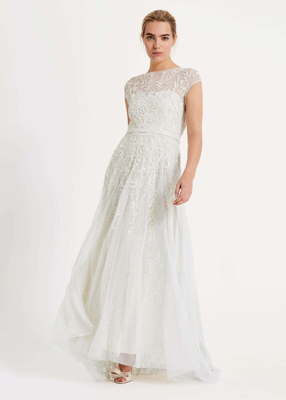 Phase Eight Mylee Embellished Wedding Dress