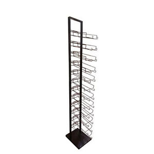 72 Baseball Cap Hat Rack Floor Stand Cap Tower Display Ebay