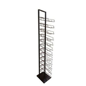 72 Baseball Cap Hat Rack Floor Stand Cap Tower Display