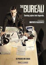 The Bureau: Season 1 (DVD, 2016, 3-Disc Set)