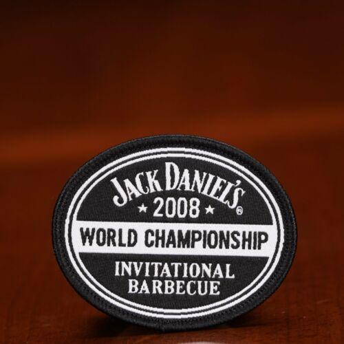 Jack Daniel's Invitational BBQ 2008 Patch