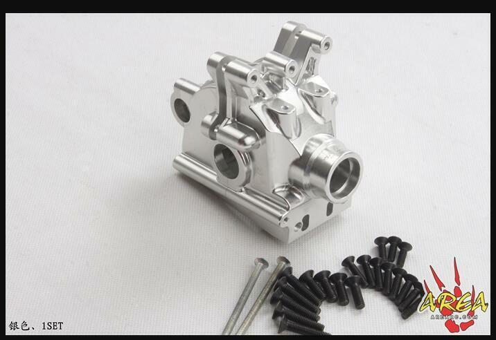Area rc CNC alloy front rear gearbox transmission FOR FOR FOR MCD RR5 And XS-5 1 5 rc 7be9b5
