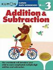 Grade 3 Addition & Subtraction by Kumon (Paperback, 2008)