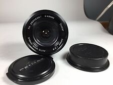 Vivitar 28mm F1:2.8 Auto Wide-Angle Lens No. 289063XX O49mm