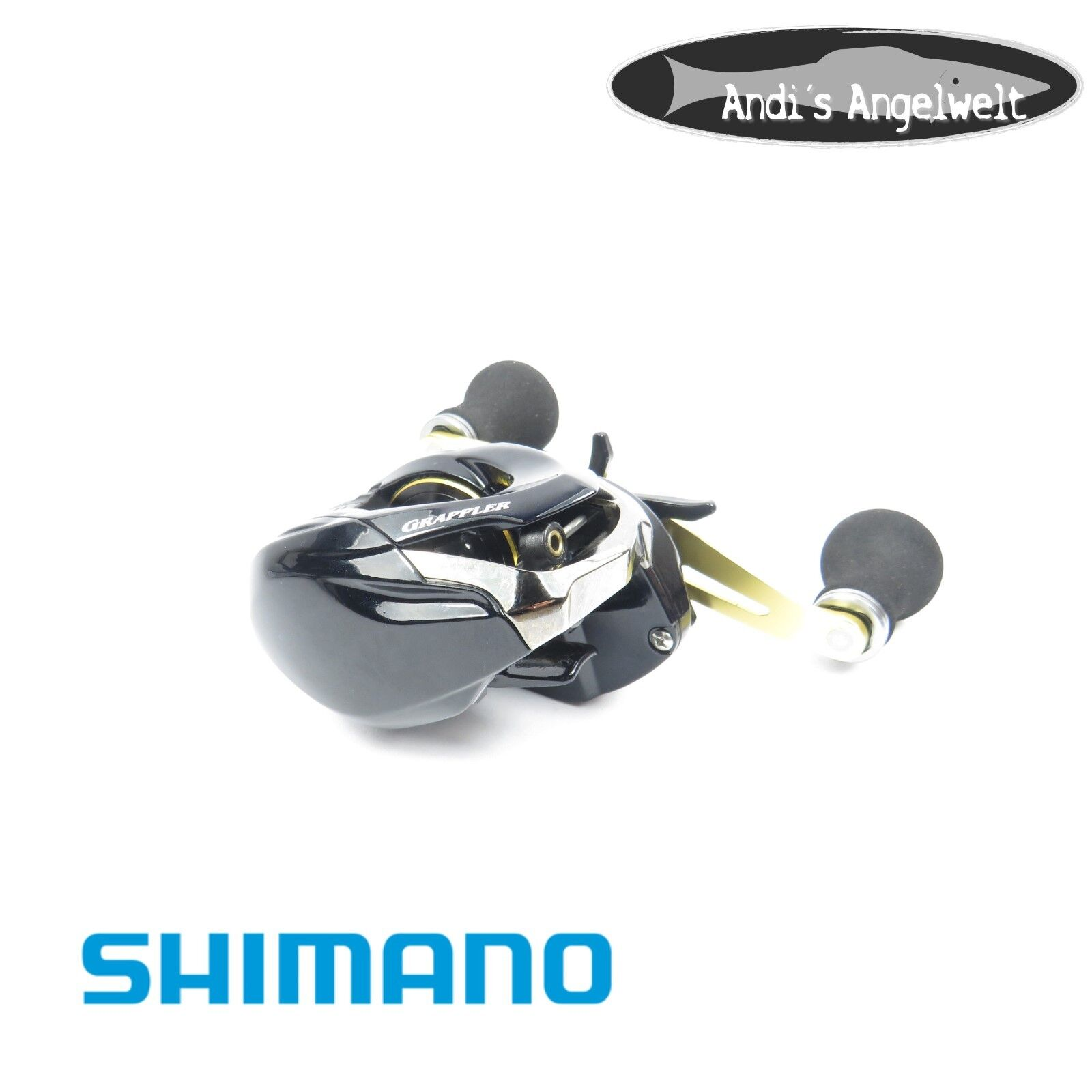 Shimano Grappler BB 201 HG NEU