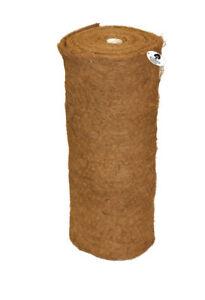 Set of 2 Coco Hanging Basket Liner 10m Bulk Rolls